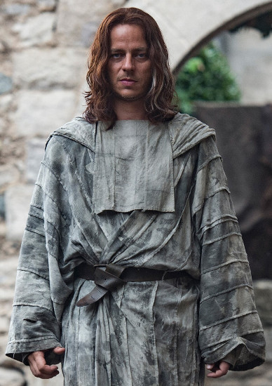 "Tom Wlaschiha als Jaqen H'ghar in ""Game of Thrones"""
