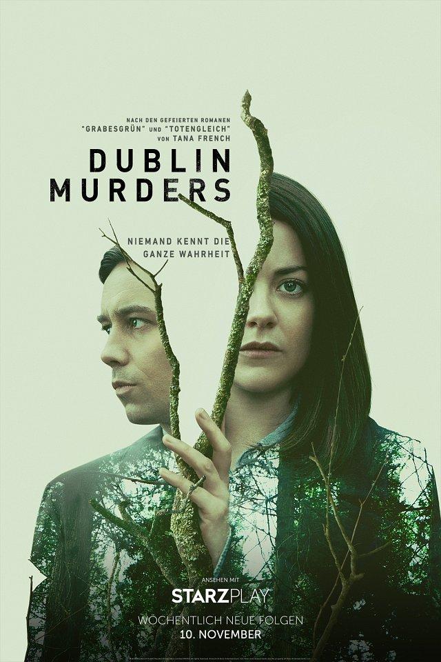 "Poster zur Serie ""Dublin Murders"""