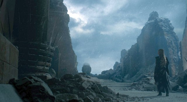 Daenerys (Emilia Clarke): Nahe am Ziel, und nah am Abgrund