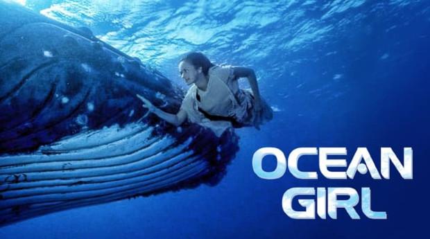 "Marzena Godecki ist das ""Ocean Girl"" Neri"