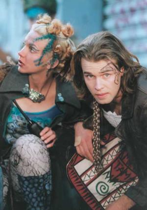 Amber (Beth Allen) und Bray (Dwayne Cameron)