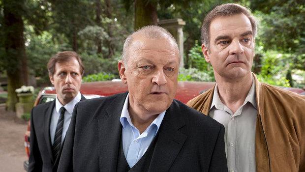 """Quotengarant des ZDF seit vielen Jahren: """"Wilsberg"""""""