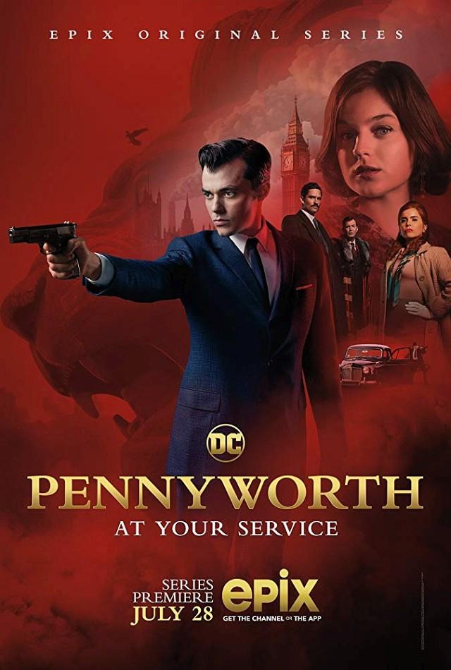 "Poster zu ""Pennyworth"""