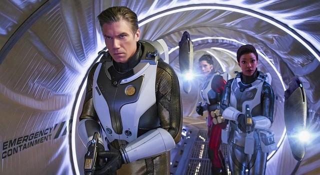 """Action wird in """"Star Trek: Discovery"""" groß geschrieben."""