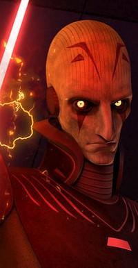 Der erste große Gegenspieler: Der Grand Inquisitor