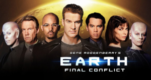 Mission Erde: Sie sind unter uns