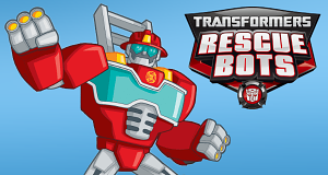 Transformers: Rescue Bots – Bild: Hub Television Networks, LLC
